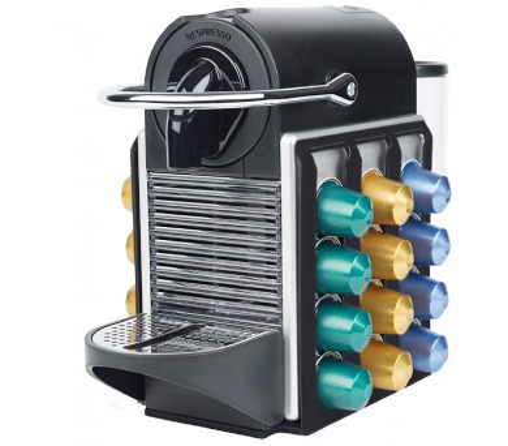 ScanPart stojan U-CAP Nespresso Pixie na 24 kapsúl