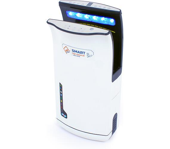 Vysoušeč rukou JetDryer Smart Bílý Jet Dryer + DOPRAVA ZDARMA
