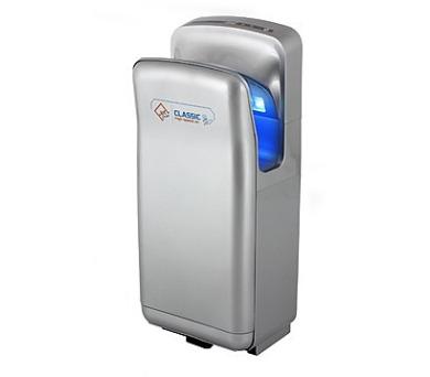 Jet Dryer Classic + HEPA filtr Stříbrný + DOPRAVA ZDARMA