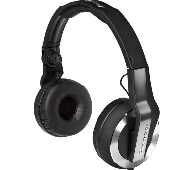 Pioneer DJ sluchátka černá + DOPRAVA ZDARMA