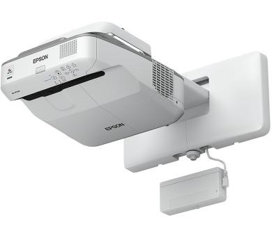 Epson EB-695Wi WXGA 3500 Ansi 14000:1 + vizualizér DC13 (V11H740040) + DOPRAVA ZDARMA
