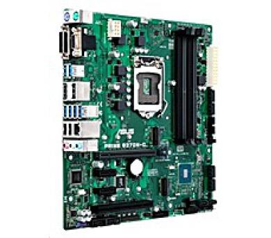 ASUS MB Sc LGA1151 PRIME Q270M-C