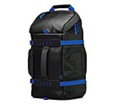 HP 15.6 Black/Blue Odyssey Backpack - BAG