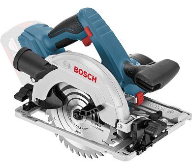 Bosch GKS 18V-57 Professional (bez baterie a nabíječky) + DOPRAVA ZDARMA