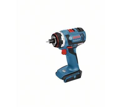 Bosch GSR 18 V-EC FC2 Professional - bez baterie + DOPRAVA ZDARMA
