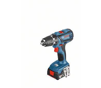 Bosch GSR 14,4-2-LI Plus (4,0 Ah) Professional + DOPRAVA ZDARMA