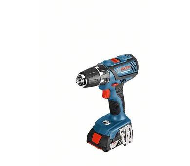 Bosch GSR 18-2-LI Plus Professional (2x aku