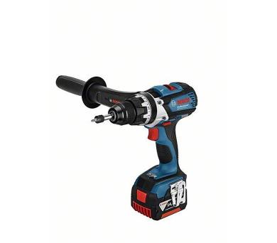 Bosch GSR 14,4 VE-EC Professional (2x aku + nabíječka)