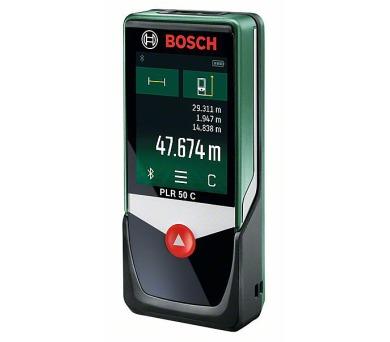 Bosch PLR 50 C + ochranné pouzdro