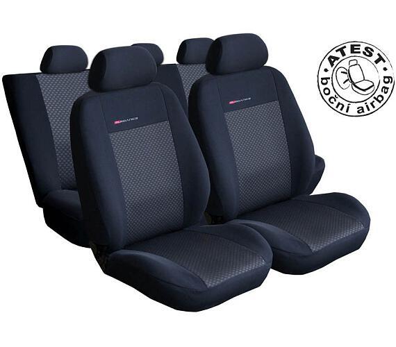 Autopotahy Renault Clio III + DOPRAVA ZDARMA