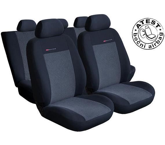 Autopotahy Dacia Logan sedan + DOPRAVA ZDARMA