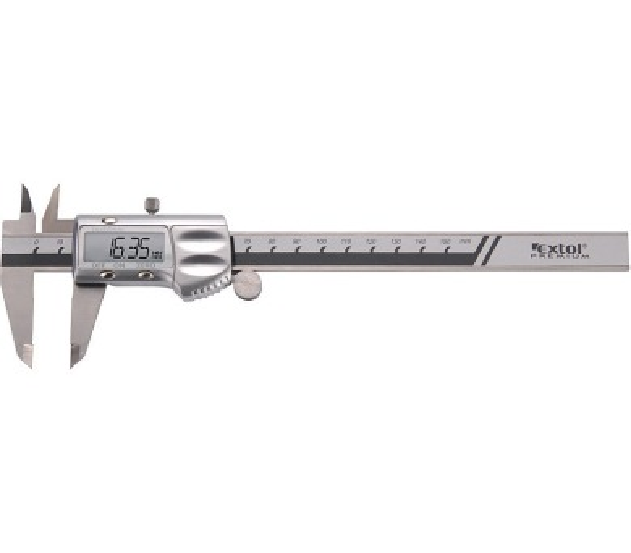 Měřítko posuvné digitální kovové + DOPRAVA ZDARMA