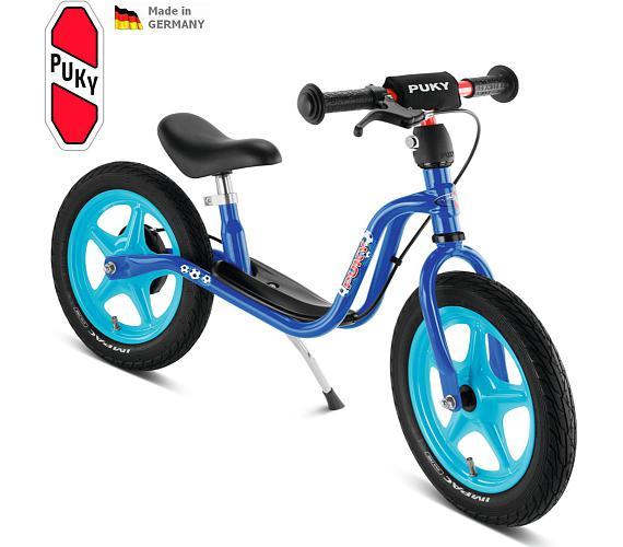 PUKY Learner Bike LR 1 BR modrá + DOPRAVA ZDARMA