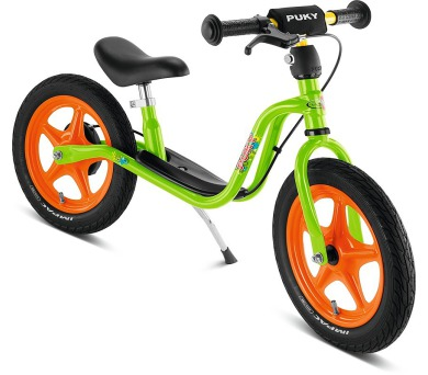 PUKY Learner Bike LR 1 BR zelená + DOPRAVA ZDARMA