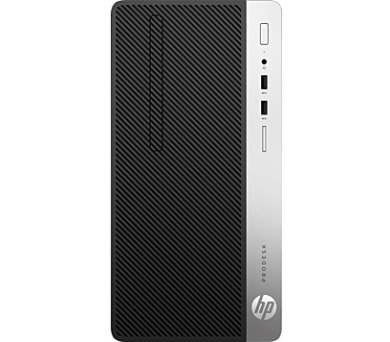 HP ProDesk 400 G4 MT G4560/4GB/500GB/DVD/1NBD/W10P + DOPRAVA ZDARMA