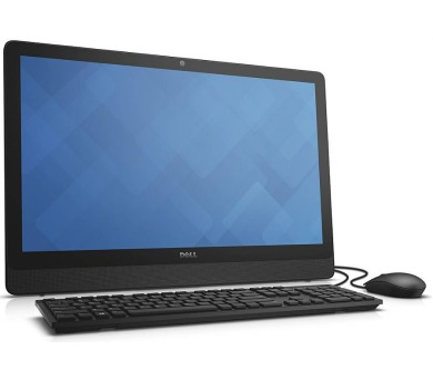 "Dell Inspiron 3464 AIO 24"" FHD i3-7100U/4G/1TB/DVD/HDMI/W10/2RNBD/Černý"