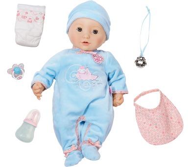 Panenka Baby Annabell chlapeček + DOPRAVA ZDARMA