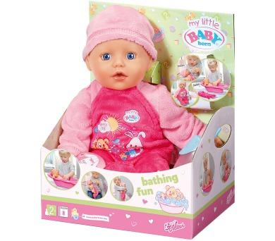 My Little Baby Born Koupací panenka + DOPRAVA ZDARMA
