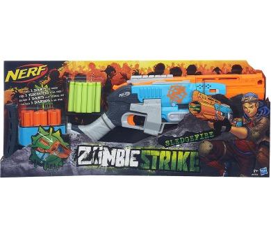 Nerf ZombieStrike SledgeFire + DOPRAVA ZDARMA