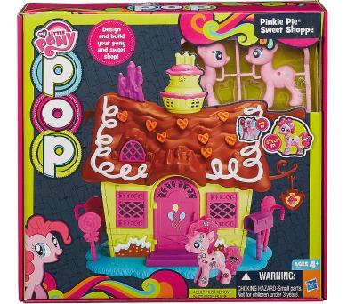 My Little Pony Pop domeček hrací set + DOPRAVA ZDARMA