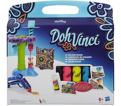 Play-Doh DohVinci set mixér barev + DOPRAVA ZDARMA
