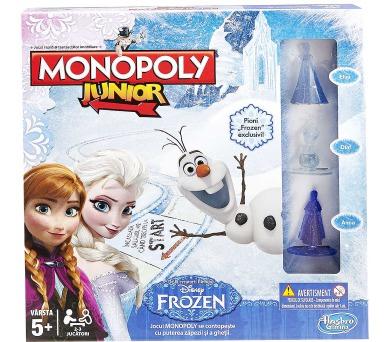Monopoly junior Frozen - Ledové království cz/sk + DOPRAVA ZDARMA