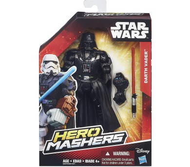 Star Wars Hero Mashers figurky