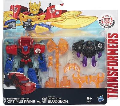 Transformers RID Transformer a Minicon + DOPRAVA ZDARMA