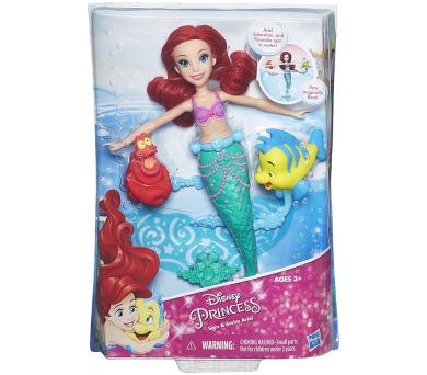 Disney Princezny Ariel do vody + DOPRAVA ZDARMA