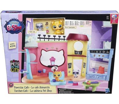 Littlest Pet Shop Kavárna + DOPRAVA ZDARMA