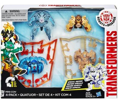 Transformers RID balení 4 miniconů + DOPRAVA ZDARMA