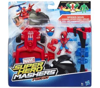 Avengers - Micro Hero Mashers - figurka s vozidlem + DOPRAVA ZDARMA