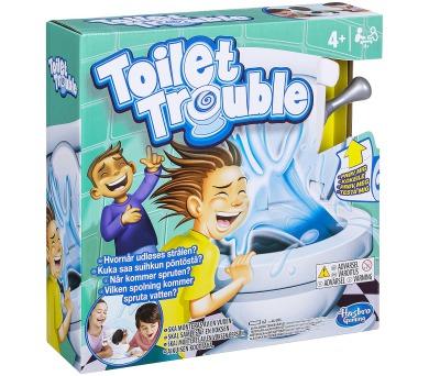 Spol. hra Toilet Trouble + DOPRAVA ZDARMA