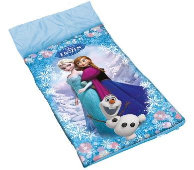 Dětský spacák Frozen + DOPRAVA ZDARMA
