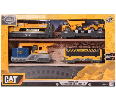 CAT Vlaková souprava + DOPRAVA ZDARMA