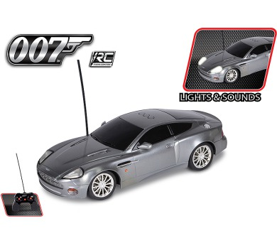 RC Aston Martin Vanquish V12 James Bond + DOPRAVA ZDARMA