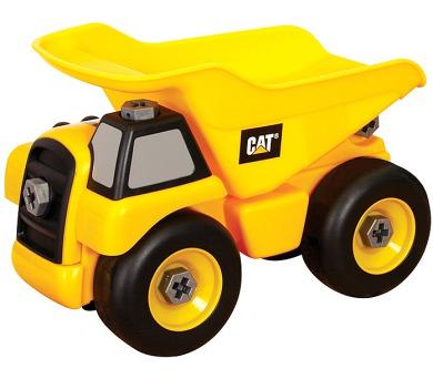 CAT Nákladní auto 39cm + akušroubovák + DOPRAVA ZDARMA