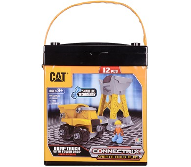 CAT Stavebnice set - Nákladní auto 22cm + DOPRAVA ZDARMA