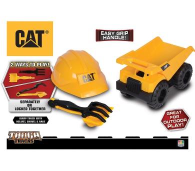 CAT Sada na písek 4ks Nákladní auto + DOPRAVA ZDARMA