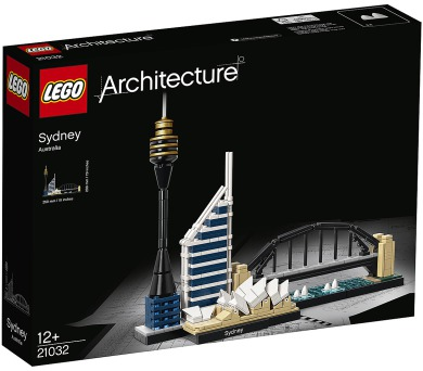Lego Architecture 21032 Sydney + DOPRAVA ZDARMA