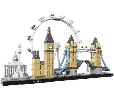Lego Architecture 21034 Londýn + DOPRAVA ZDARMA
