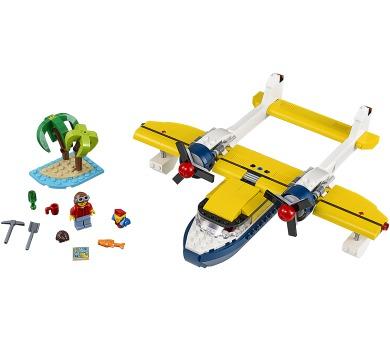 LEGO Creator 31064 Dobrodružství na ostrově + DOPRAVA ZDARMA
