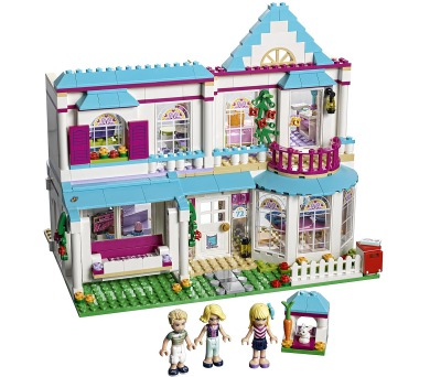 Stephanie a její dům + DOPRAVA ZDARMA