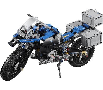 LEGO Technic 42063 BMW R 1200 GS Adventure + DOPRAVA ZDARMA