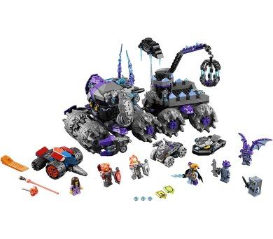 LEGO Nexo Knights 70352 Jestrovo mobilní ústředí (H.E.A.D) + DOPRAVA ZDARMA