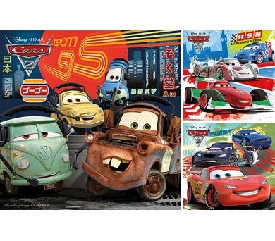 Ravensburger Puzzle Cars 2 3 x 49 dílků