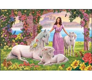 Ravensburger puzzle Krásná princezna 150 dílků XXL + DOPRAVA ZDARMA