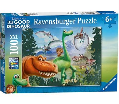 Ravensburger Disney Hodný Dinosaurus Dobrodružství 100 XXL dílků + DOPRAVA ZDARMA