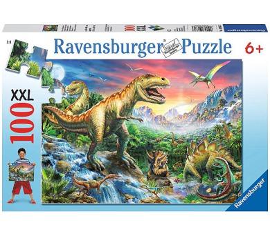 Ravensburger Puzzle Dinosauři 100 XXL dílků + DOPRAVA ZDARMA