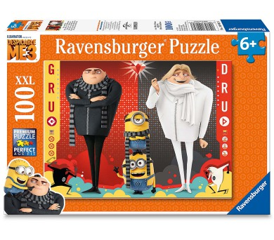 Ravensburger puzzle Mimoňové Já Padouch 3